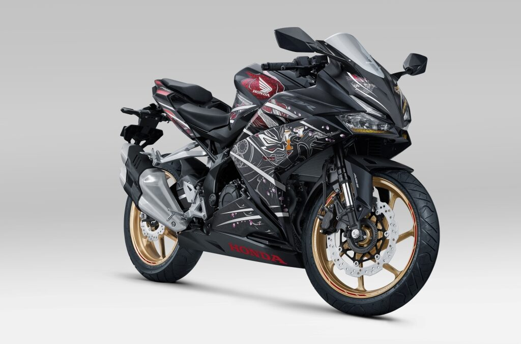 Edisi Spesial Honda CBR250RR SP Quick Shifter Dirilis 77,7 Juta
