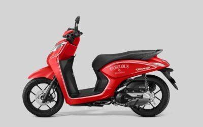 Tampilan Baru Honda Genio Semakin Atraktif